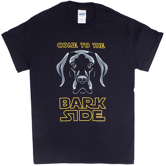 Bark Side TShirt