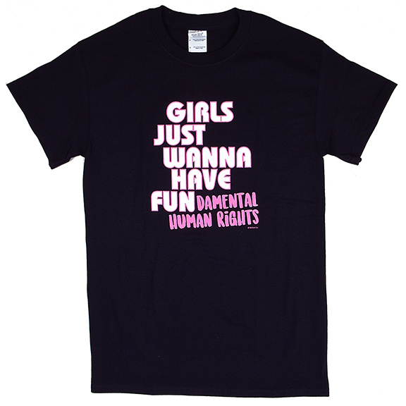 Girls Rights Unisex TShirt