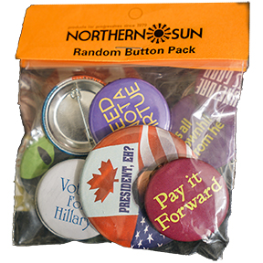 Closeout Button 10 Pack